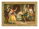 Scene from Carmen Prints
