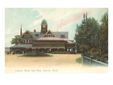 Casino, Belle Isle, Detroit, Michigan Prints