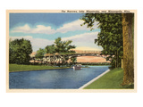 The Narrows, Lake Minnetonka, Minneapolis, Minnesota Prints