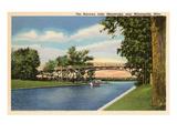 The Narrows, Lake Minnetonka, Minneapolis, Minnesota Posters