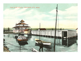 Club House, Traverse City, Michigan Prints