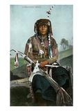 Comanche Brave Prints