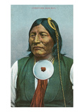 Mow-Way, Comanche Indian Photo