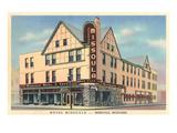 Hotel Missoula, Montana Posters