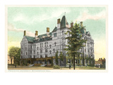 Witherspoon Hall, Princeton University, New Jersey Prints