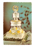 Wedding Cake Posters