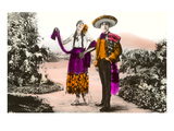 Mexican Couple Print