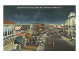 Wildwood-by-the-Sea, New Jersey Poster