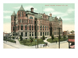 Courthouse, Kansas City, Missouri Prints