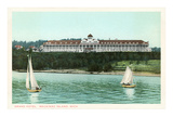 Grand Hotel, Mackinac Island, Michigan Prints