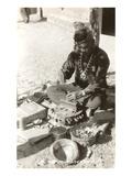 Navajo Silversmith Prints