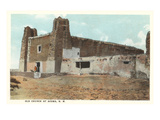 Old Church, Acoma, New Mexico Prints