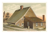 Old Jackson House, Portsmouth, New Hampshire Prints