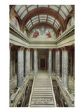 Stairway of Capitol, St. Paul, Minnesota Posters