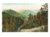 Blue Ridge Mountains, North Carolina Posters