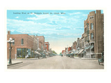 St. Germain Street, St. Cloud, Minnesota Prints