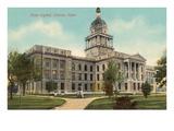 State Capitol, Lincoln, Nebraska Posters