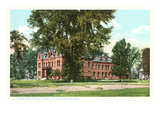 Holderness School, Plymouth, New Hampshire Prints