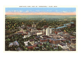 Downtown Flint, Michigan Poster