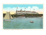 Wentworth by the Sea, Portsmouth, New Hampshire Poster