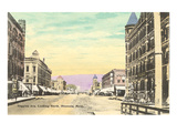 Higgins Avenue, Missoula, Montana Prints