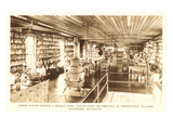 Edison's Laboratory, Greenfield Village, Dearborn, Michigan Posters