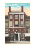 Athenaeum, Portsmouth, New Hampshire Prints