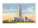 State Capitol, Lincoln, Nebraska Prints