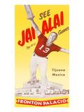 Jai Alai Poster Prints