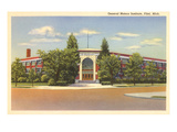 General Motors Institute, Flint, Michigan Prints