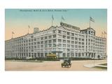 Department Store, Kansas City, Missouri Print