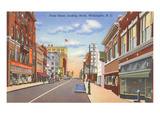 Front Street, Wilmington, North Carolina Kunstdrucke