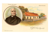Franz Liszt and Birthplace Posters
