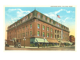 Northern Hotel, Billings, Montana Prints