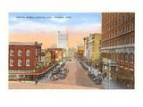 Capitol Street, Jackson, Mississippi Prints
