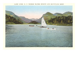 Lake Lure, North Carolina Print