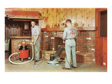 Carpet Cleaning in Fifties Den Prints
