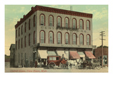 Central House, Three Rivers, Michigan Prints