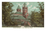 University Library, Ann Arbor, Michigan Print