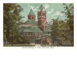University Library, Ann Arbor, Michigan Print