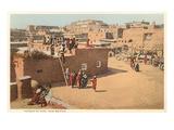 Zuni Pueblo, New Mexico Prints