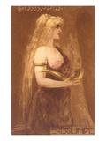 Sieglinde from Die Nibelungen Posters