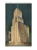 Northwestern Bell Building, Minneapolis, Minnesota Prints
