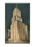 Northwestern Bell Building, Minneapolis, Minnesota Prints