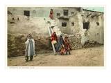 Acoma Pueblo, New Mexico Print