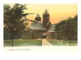 University Library, Ann Arbor, Michigan Prints