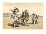 Hopi Katchinas Prints