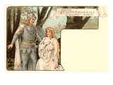 Scene from Lohengrin Prints