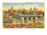 Union Station, Kansas City, Missouri Prints