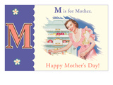M is for Mother Prints